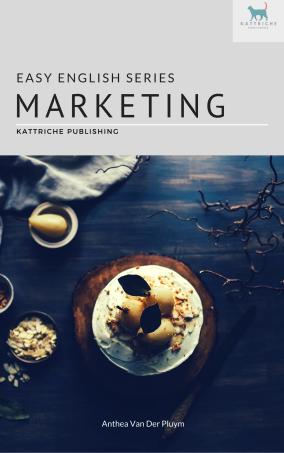 Marketing Cover - Easy English Series